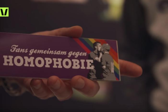 Homophobie im Mannschaftsport